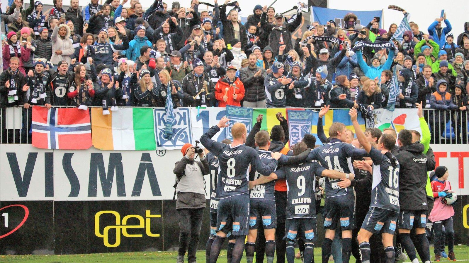Kristiansund BK – Sandefjord  PREVIEW (19.11.2017)