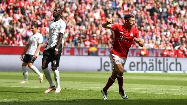 Bayern Munich – Hannover