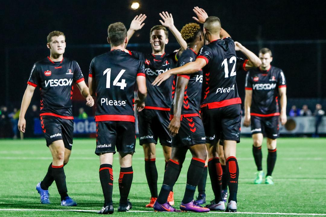 Helmond Sport – FC Eindhoven