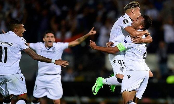 Vitória Guimarães – Feirense