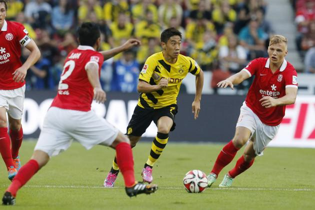 Mainz 05 – Borussia Dortmund