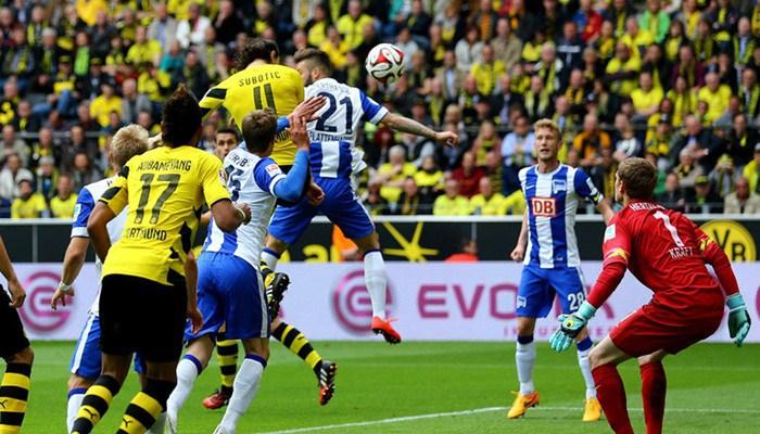 Hertha – Borussia Dortmund
