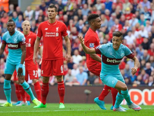 Betting Prediction Liverpool – West Ham 24 February 2018