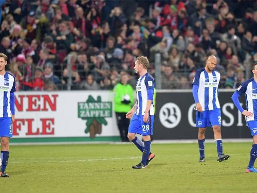 Hertha BSC Berlin vs SC Freiburg Betting Tips 10.03.2018