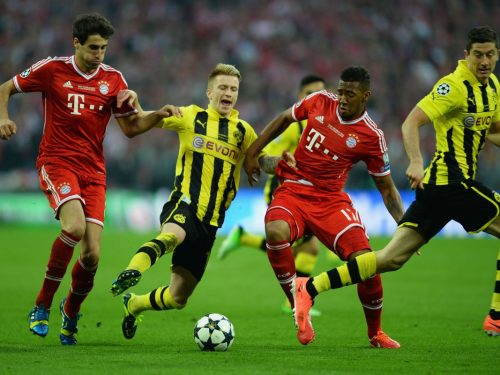 Bayern Munich vs Borussia Dortmund Betting Tips 31.03.2018