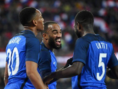 France vs Peru World Cup 21.06.2018