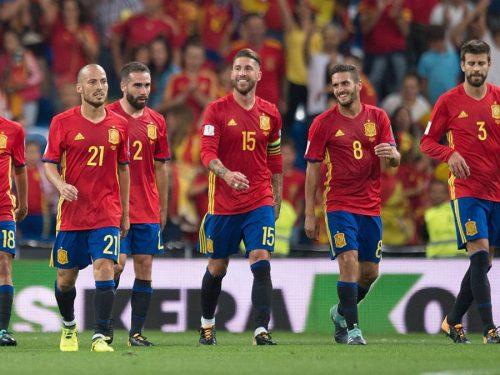 Spain vs Morocco World Cup 25.06.2018