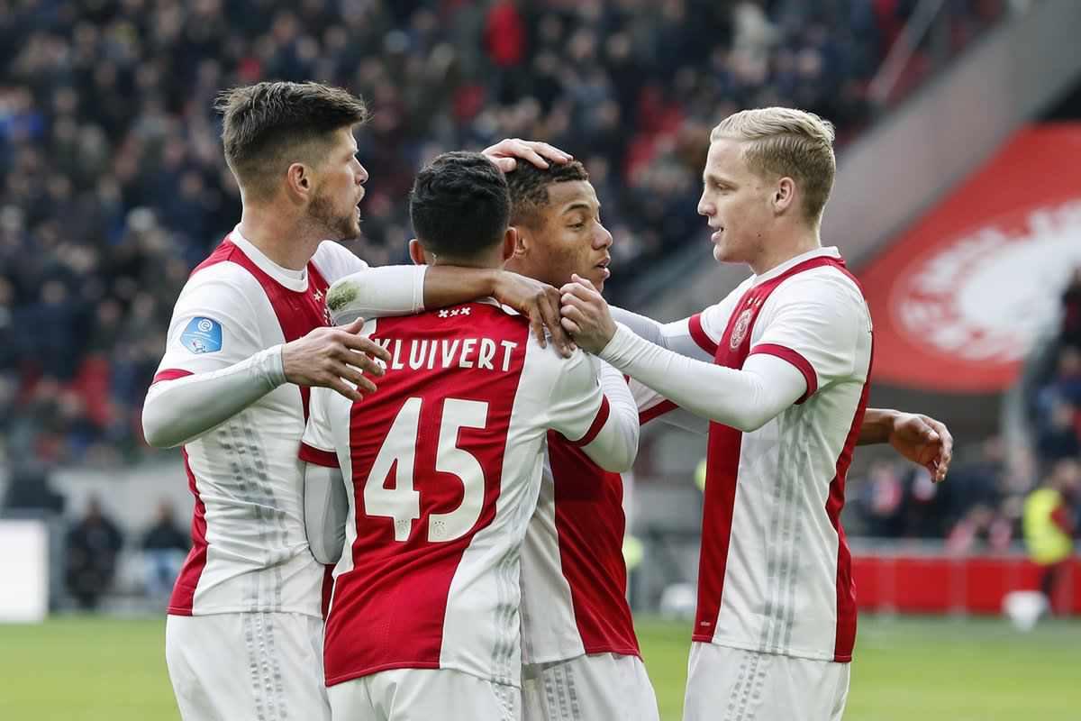 Ajax vs Sturm Graz Free Betting Tips 25/07/ -
