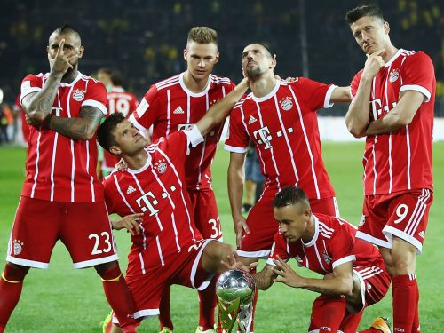 Bayern Munich vs Bayer Leverkusen Free Bettting Tips 15/09