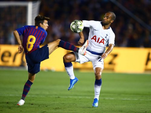 Tottenham vs Barcelona Free Betting Tips 03/10