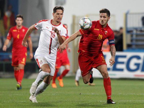 Serbie vs Montenegro Free Betting Tips 17/11