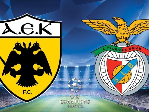 Discover Benfica vs AEK Free Betting Tips 12/12