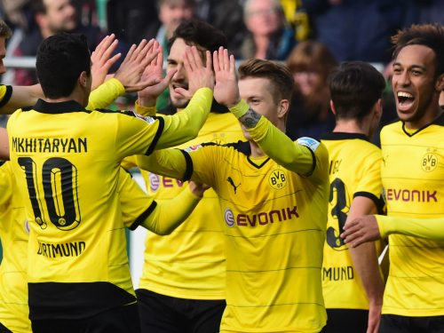 Borussia Dortmund vs Werder Bremen Free Betting Tips 15/11