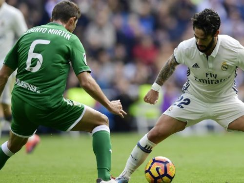 Leganes vs Real Madrid Free Betting Tips 16.01.2019