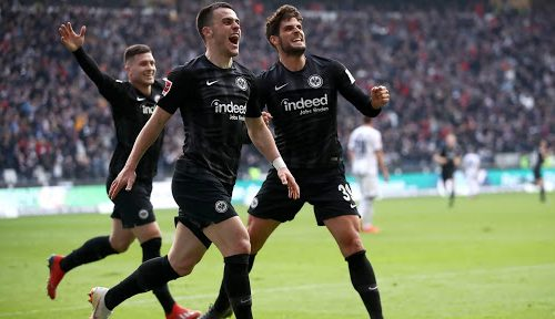 Eintracht Frankfurt vs Fribourg Soccer Betting Tips